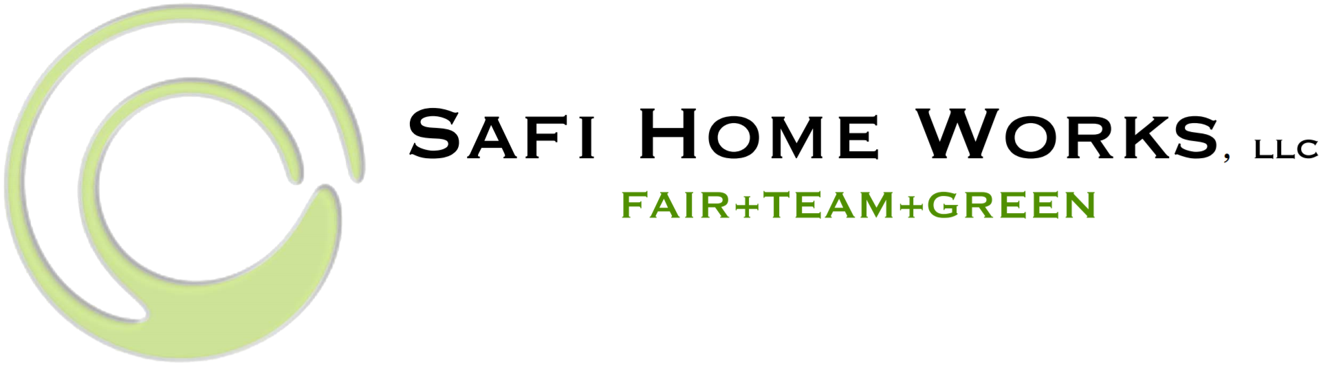 Safi Home Works Logo